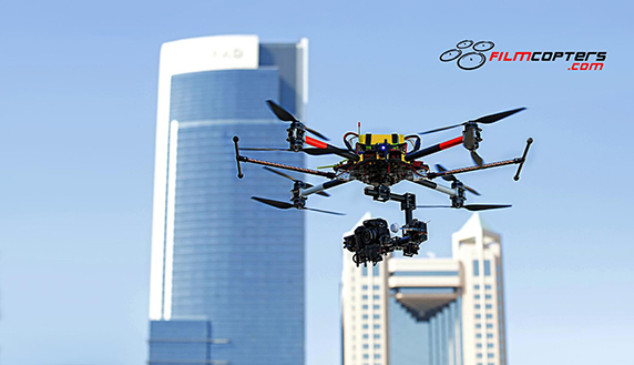 Aerial Professional Photoshooting in Dubai